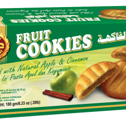Cookies Apple & Cinnamon