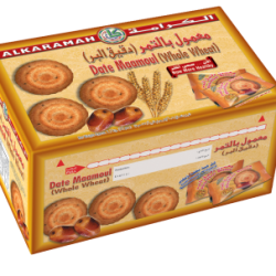 Date Maamoul Whole Wheat