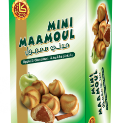 Mini Maamoul Apple & Cinnamon