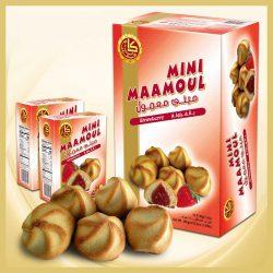 Mini Maamoul Strawberry