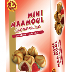 Mini Maamoul Strawberry