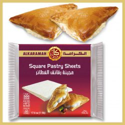 Square Pastry Sheets