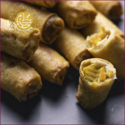 Spring Rolls Vegetables 40 Pcs
