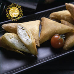 Cheese Stuffed Samboosah 1KG/30 Pcs
