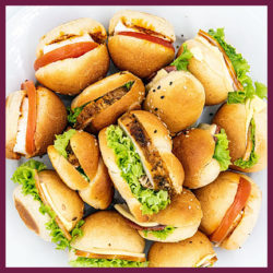Mix Mini Sandwiches 1kg