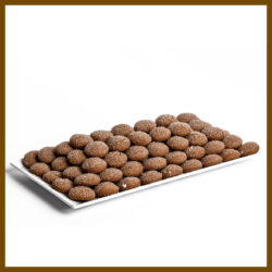 Chocolate Petit Fours With Cinnamon – Kg