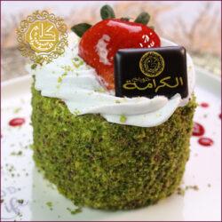 Pistachio Cake-Pcs