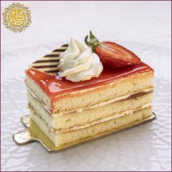 Strawberry Cake-Pcs