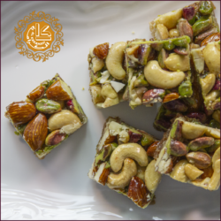 Baklawa With Nuts-Kg