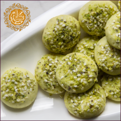 Petit Fours Pistachio And Sesame-Kg