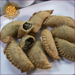 Sambosa Puff Spinach-40Pcs